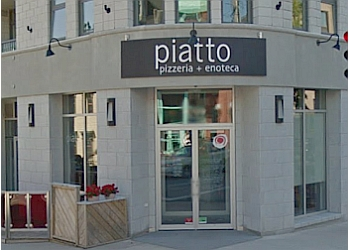 Halifax pizza place Piatto Pizzeria + Enoteca