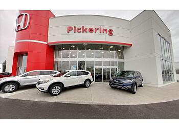 Pickering car dealership Pickering Honda