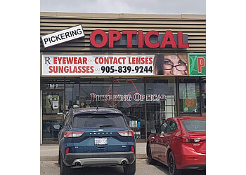 Pickering optician Pickering Optical
