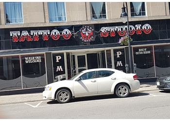 St Catharines tattoo shop Picture Me Perfect Tattoo Studio