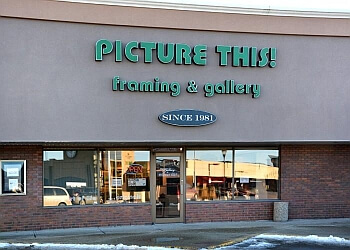Picture This framing and gallery Sherwood Park Places To See