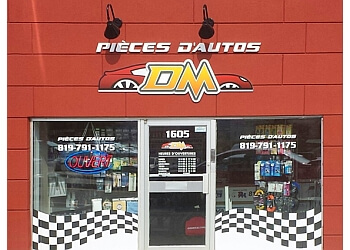 Sherbrooke auto parts store Pieces D`Autos DM