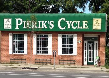 Hamilton bicycle shop  Pieriks Cycle