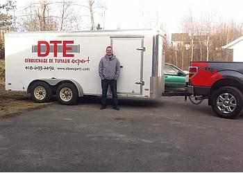 Saguenay plumber DTE Expert