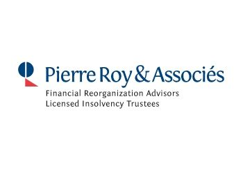 Longueuil licensed insolvency trustee Pierre Roy & Associés