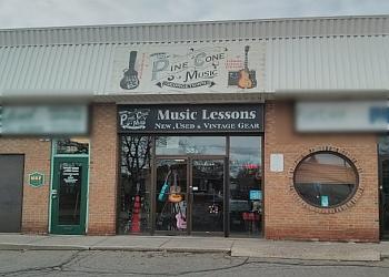 Halton Hills music school Pine Cone Music