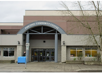 Coquitlam recreation center Pinetree Community Centre