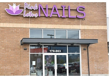 Port Coquitlam nail salon Pink Lotus Nails Ltd.