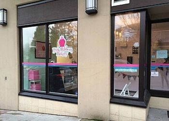 New Westminster cake Pink Ribbon Bakery