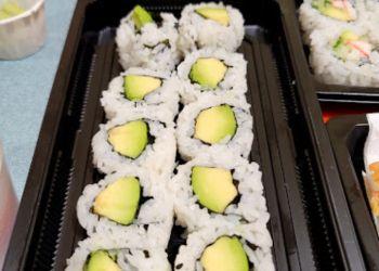 Saint John sushi Pink Sushi