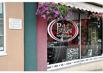 Abbotsford nail salon Pinkies Nail Studio