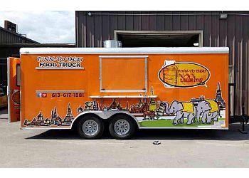 Ottawa food truck Pinn-To Thai Food Truck