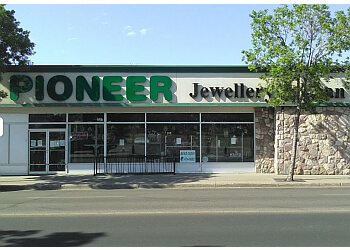 Edmonton pawn shop Pioneer Jewellery & Loan