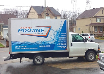 Montreal pool service Piscine Zone