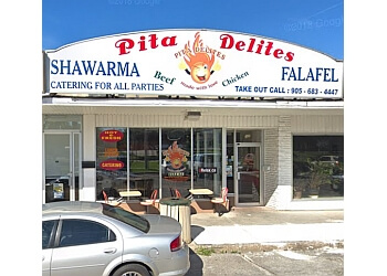 Ajax mediterranean restaurant Pita Delites