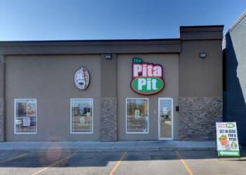 Grande Prairie sandwich shop Pita Pit