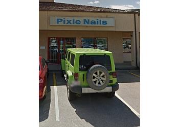 Edmonton nail salon Pixie Nails