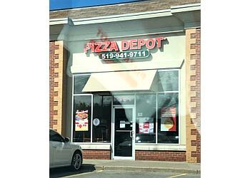 Orangeville pizza place Pizza Depot