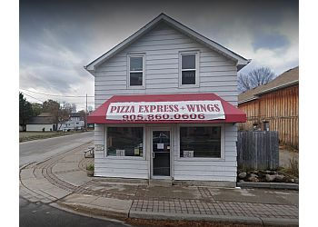 Caledon pizza place Pizza Express
