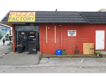 Coquitlam pizza place Pizza Factory