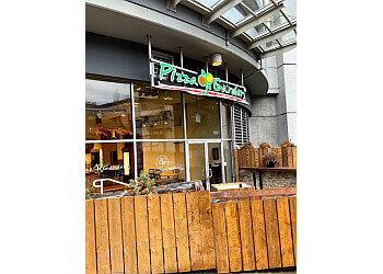 New Westminster pizza place Pizza Garden