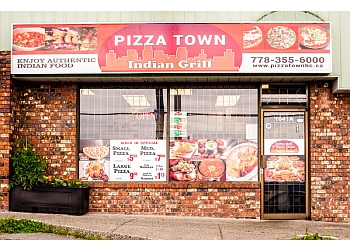 Coquitlam indian restaurant Pizza Town INDIAN GRILL & CURRY HOUSE