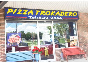 Guelph pizza place Pizza Trokadero