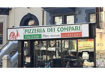 Montreal pizza place Pizzeria Dei Compari