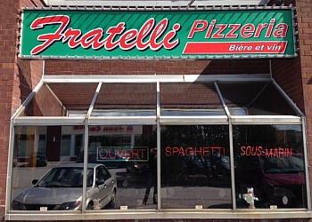 Granby pizza place Pizzeria Fratelli