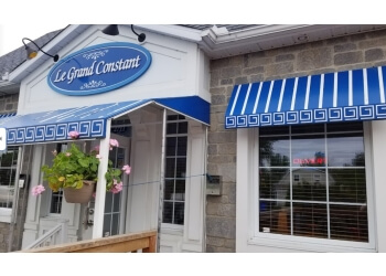 Trois Rivieres pizza place Pizzeria Le Grand Constant