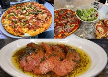 Montreal pizza place Pizzeria Napoletana