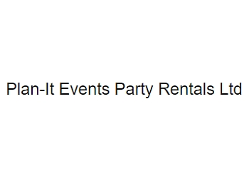Brampton event rental company Plan-It Events Party Rentals Ltd