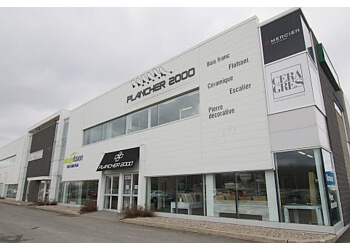 Laval flooring company Plancher Bois Franc 2000