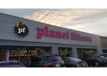 Abbotsford gym Planet Fitness