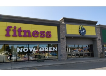 London gym Planet Fitness