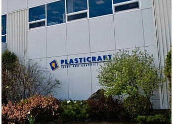 Saint John sign company Plasticraft Signs And Graphics