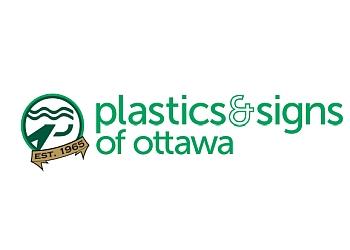 Gatineau sign company Plastics and Signs of Ottawa