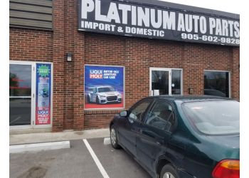 Mississauga auto parts store Platinum Auto Parts