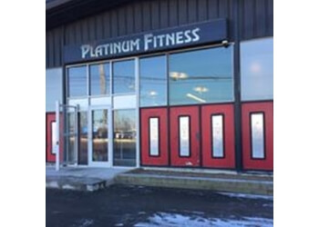 Cape Breton gym Platinum Fitness