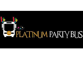Vaughan limo service Platinum Party Limo Bus