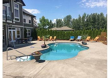 Kamloops pool service Pleasure Pools Plus