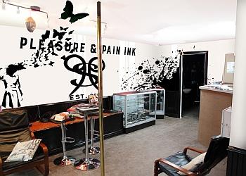 Mississauga tattoo shop PLEASURE & PAIN INK