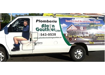 Saguenay plumber Plomberie Alain Gauthier ltee.