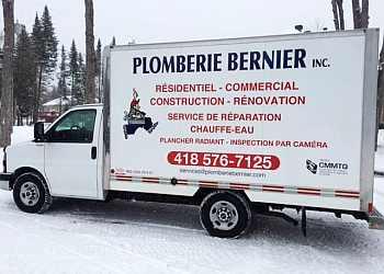 Levis plumber Plomberie Bernier Inc.