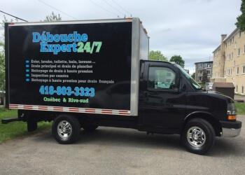 Quebec plumber Plomberie Débouche Expert 24/7