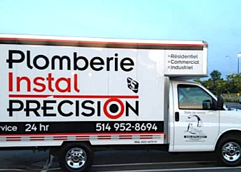 Longueuil plumber Plomberie Instal Précision, inc.