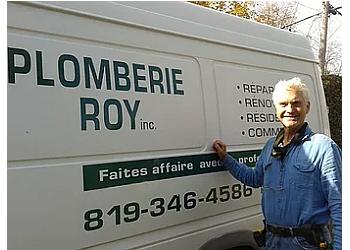 Sherbrooke plumber Plomberie Roy, Inc.