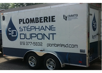 Trois Rivieres plumber Plomberie Stephane Dupont