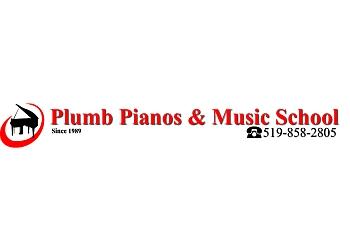 London music school Plumb Pianos & Music School