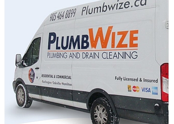 Hamilton plumber PlumbWize Plumbing and Drain Services